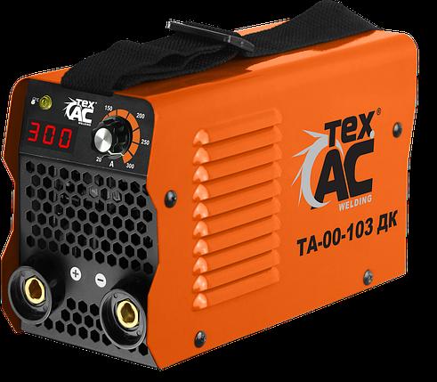 Сварочный инвертор ТехАС TA-00-103-DK ММА 300, фото 2