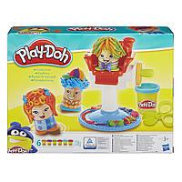 Плей-дох ігровий набір пластиліну Божевільні зачіски Play-Doh