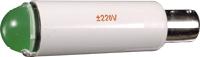 Лампа СКЛ-3 (Цоколь B15s/19)