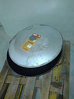 Казан татарський чавунний з кришкою 40л Біол 0940