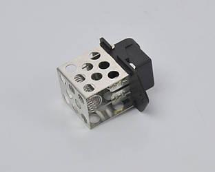 Реле (резистор) вентилятора на Renault Trafic II 06->2014 - Expert Line (Польща) - WTE 28223