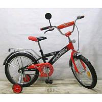 """Велосипед EXPLORER 14"""" T-21415 orange + black /1/"""