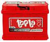 Аккумулятор Topla 60Ah/12V Energy Euro