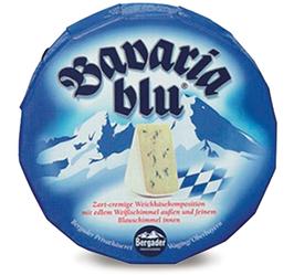 Сыр Бавария Блю / Bavaria Blue, 1,2кг 70%
