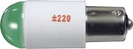 Лампа СКЛ-4 (Цоколь B15s/19)
