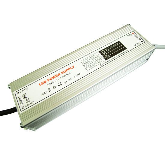 Джерело живлення JLV-12060KA-S 12вольт 60Вт 5а герметичний IP67 JINBO 5454