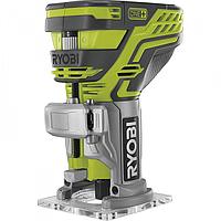 Фрезер кромочный аккумуляторный RYOBI R18TR-0