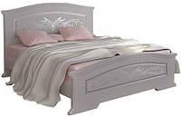 Кровать полуторная Инесса 140 (Неман)