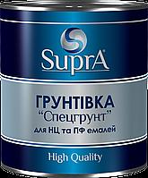 """Грунтовка """"СпецГрунт"""" антикоррозийная (красно - коричневая) время высыхания 1 час ТМ """"Supra"""""""