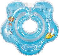 Круг для купания Lindo синий