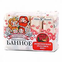Банное мыло туалетное, 140 г, Невская Косметика
