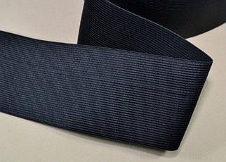 Резинка из текстиля арт. 1314BL/65мм, цена за рулон 33 метра.