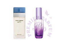 Духи №321 версия Light Blue ТМ «Premier Parfum»
