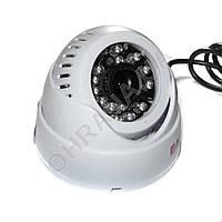 Камера видеонаблюдения купольная  TF DVR Digital Video Recorder