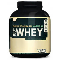 100% Whey Gold Standard Natural 2,3 kg strawberry