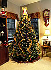 Штучна новорічна ялинка Аляска 2,2 м сосна різдвяна, фото 8
