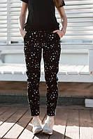 Тёплые женские брюки на меху. Р-ры: 42, 44, 46, 48.