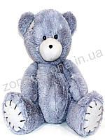 Плюшевый медведь (Тедди 2) серый