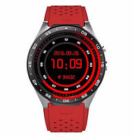 Smart watch KingWear KW88 red