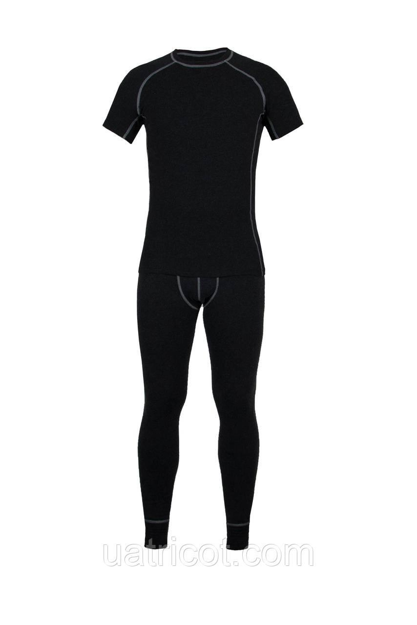 Термокомплект мужской KIFA КМО-621 черный