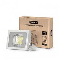 Прожектор VIDEX 10W 5000K 220V White