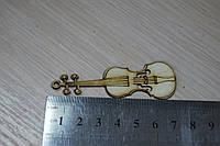 Скрипка -заготовка деревянная