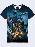 Футболка Transformers poster
