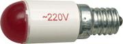 Лампа СКЛ-6 (Цоколь E14/25x17)