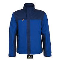 Мужская двухцветная рабочая куртка