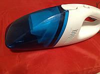 Автопылесос Portable Car Vacuum Cleaner - голубой