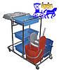 918 Сервисная тележка для уборки, фото 2