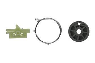 Ремкомплект механизма стеклоподъемника передней правой двери Fiat Fiorino 2008-2017