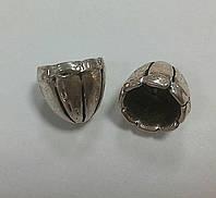 Шапочка конус для бусин [10х10 мм]