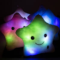 Мягкая светящаяся подушка