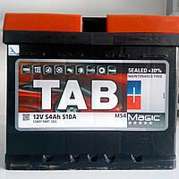 Акумулятор автомобільний 54 TAB Magic