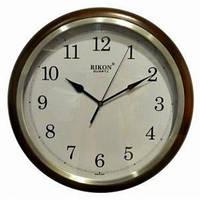 Годинник Rikon RW222 Brown Настінні