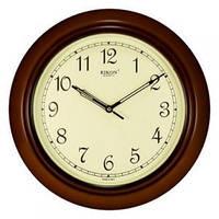 Годинник Rikon 8251 Brown Настінні