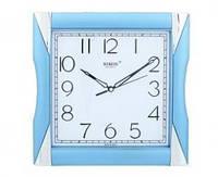 Годинник Rikon 6451 MS Blue Настінні