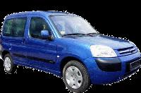 Боковые подножки Citroen Berlingo (1998-2007)