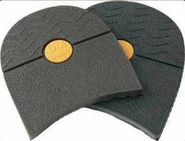 Набойка Тапа фасон средний т. 6,0 мм цвет черный