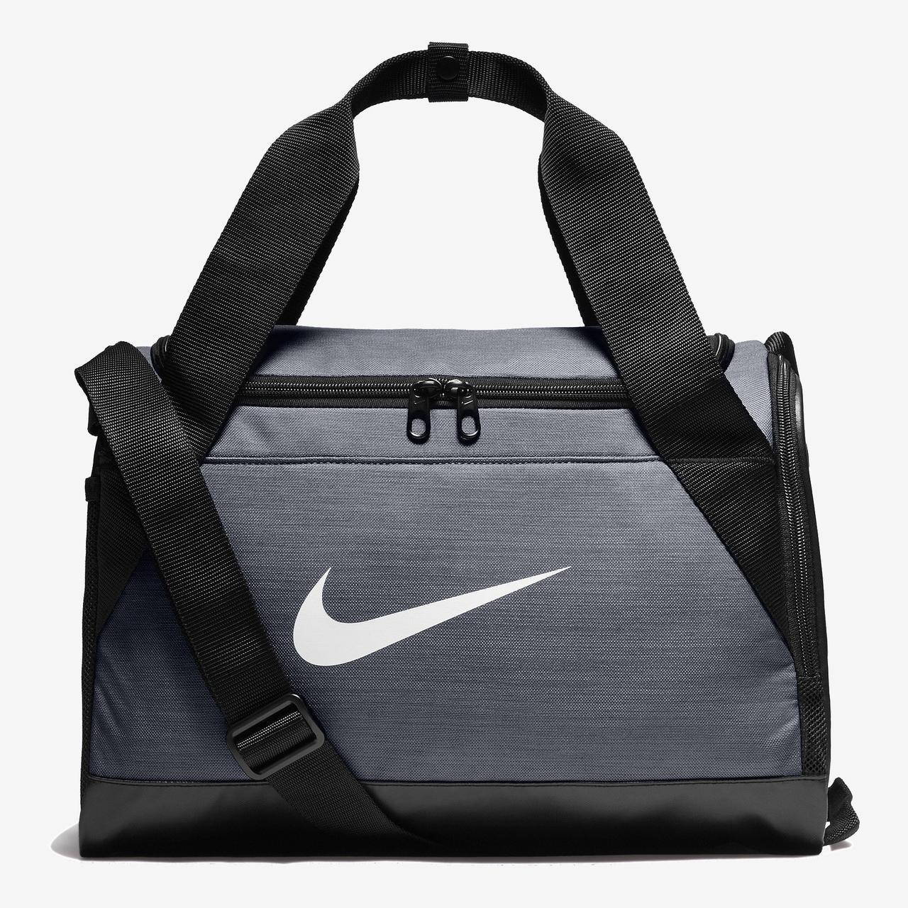 de8fe217f8a4 Спортивная сумка Nike Brazilia Duffel BA5335-064 S 40 л (original)  маленькая мужская женская