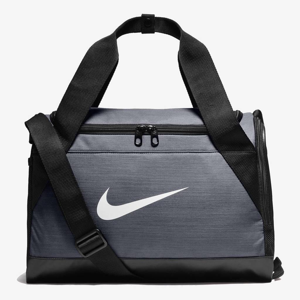 ac6690c54239 спортивная сумка Nike Brazilia Duffel Ba5335 064 S 40 л Original