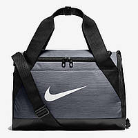 Спортивная сумка Nike Brazilia Duffel BA5335-064 S 40 л (original) маленькая мужская женская