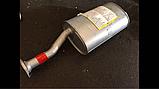 Глушитель УАЗ 31519 Хантер 2х3 (окраш), фото 2