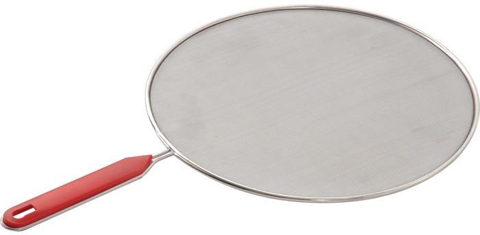 Крышка защитная от брызг 25х39,5 см. нержавеющая сталь