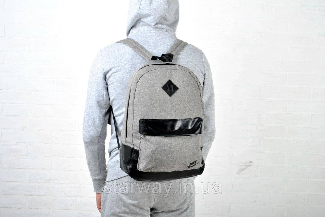 Рюкзак Nike лого топ | Текстиль