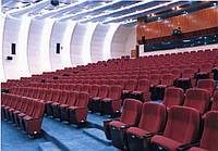 Ремонт и перетяжка театральных кресел и стульев для кинозалов