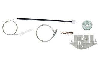 Ремкомплект механизма стеклоподъемника задней левой двери Peugeot 406