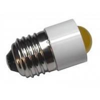 Лампа СКЛ7А-Ж-2-220 Е27/27 Жовта