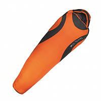 Спальный мешок Highlander Serenity 450/-10°C Orange/Dark Grey (Right)